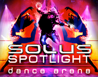 Solus Spotlight Dance Competition: Poster & Promo