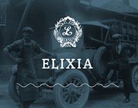 Elixia.cz - Website