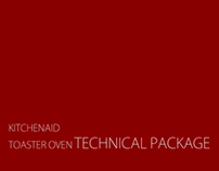 KitchenAid Toaster Oven Technical Package