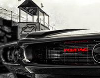 Pontiac Firebird -  Blackbird GT Edition