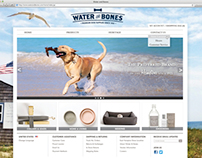 Water and Bones Website