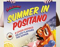 Summer In Positano