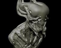 3D / Creature