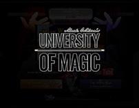 Mark WIlson's University of Magic
