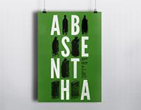 Afiche / Absentha