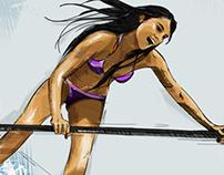 Surfer - Camilla Callado