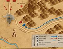 La Batalla de Salta Infographic
