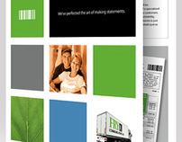 Print: Annual Report, Brochure & Collateral Design