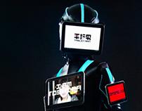 Toshiba Tablet Man