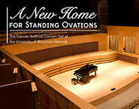 Parkside Standing Ovations Ad