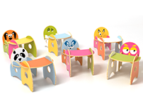 Children Furniture - Bicharada