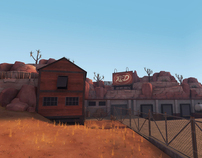 Team Fortress 2 Mapping Work