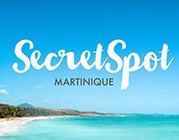 SecretSpot Martinique #IconContestXD