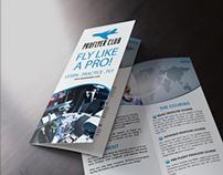 Sky Simulator Membership Brochure