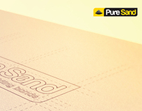 Identity Designs for Pure Sand