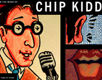 Chip Kidd Lecture // Poster