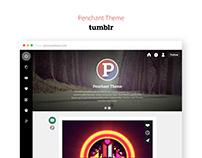 Penchant Tumblr Theme