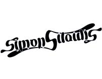 Simon Silaidis Ambigram