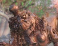 Guardian Lion Ver2