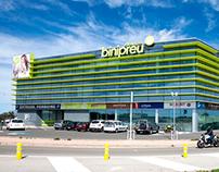 BINIPREU Centre comercial (Menorca)
