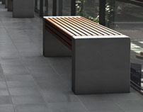 Concrete Bench | PER | Betondesign by tradesign GbR