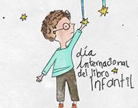 Día internacional del libro infantil.