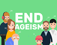 Motion Graphics End Ageism