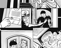 Comic Artwork