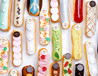 food video for Eclair Little Artwork
