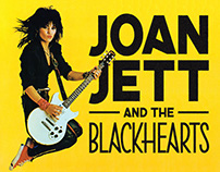 Joan Jett and the Blackhearts logo