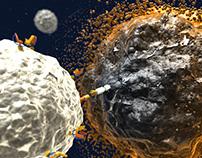 CAR-T Cell Illustration