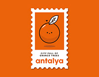 City Stamp