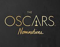 The Oscars Nominations - Keynote Presentation