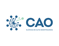 Logotipo & Branding CAO Clínica de Alta Odontología