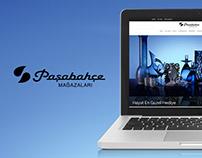 Paşabahçe Mağazaları Web Site Tasarımı