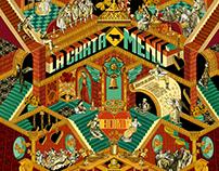 Portada Carta Menú - Andrés Carne de Res - Edición 2016