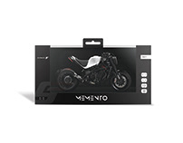 MEMENTO // STRATO Special Motorcycle Project