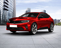 Opel Astra 2023