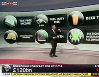 Budget 2013 Interactive