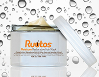 Various animations created for Ruutos Hair Products