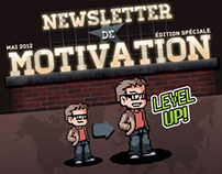 Newsletter of motivation