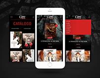 Cepe Editora Website