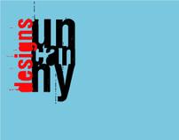 UNCANNY|DESIGNS shirt samples 2005