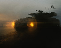 Keyframe Concept Art - Warfare
