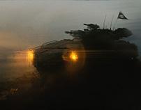 Keyframe Concept Art - Warfare