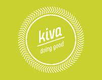 Kiva: Brand Redesign