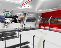 Viz Virtual Set - Concept/Design 03