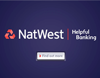 NatWest/RBS Animated banners