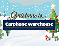 Carphone Warehouse - Christmas is...