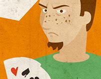 Vector Illustration Portraits